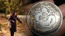 青海女兵挖到67981枚银元,价值上亿却无偿献给国家,今现状如何