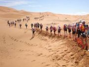"""法国摄影师为自己交了运尸费后,去撒哈拉沙漠""""等死"""""""