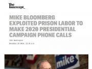 美媒曝光:美总统候选人使用监狱囚犯给自己干活