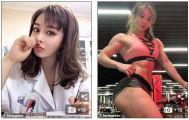 30岁中国美女脱下衣服 外网瞬间轰动(图)