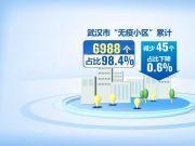 """武汉市70个小区被取消或暂停""""无疫""""命名"""