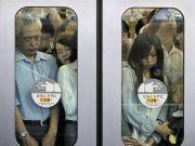 在日本乘坐地铁,为何说是女孩子的噩梦?