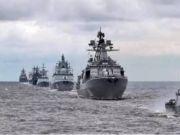 反击开始!46艘战舰向海峡集结,三大舰队精锐尽出,美呼吁保持冷静