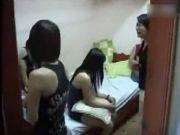 男子诱骗拘禁3名幼女多次实施奸淫 并强迫3人卖淫