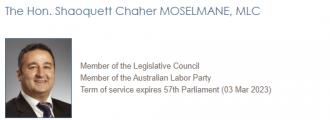 澳大利亚一称赞中国防疫工作的议员被抄家