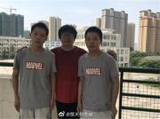武汉双胞胎兄弟高考同获664分 网友:好神奇,想拥有另一个自己