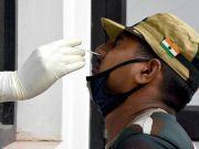 印度边境安全部队101人确诊新冠 总理莫迪却这么说