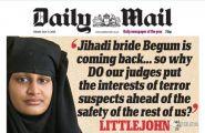 全英国气炸!IS圣战新娘被判回国,150 名恐怖分子紧随其后 ...