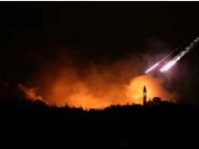 俄少将:以色列入侵叙利亚失败,38枚导弹被拦截,俄将力保叙利亚