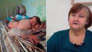 俄罗斯700斤女子孤独死在家中,肥肉堆积无法行走