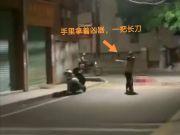 广东梅县38岁男子持刀砍死父亲,只因未结婚常被父亲骂,畜生不如