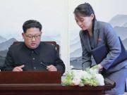 """朝鲜 """" 第一妹妹 """" 金与正职位再晋升,步入决策核心圈"""