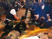 香港:黑暴运动进入第三阶段 大批暴徒落网相互揭发