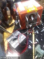 克罗地亚渔民捞到神秘盒子,美海军索要遭拒:先给钱补渔网