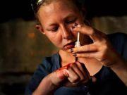 地狱在人间, 直击镜头下海洛因注射者的悲惨人生