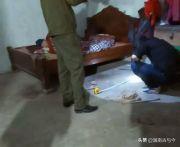 80后罪犯趁黑企图入室强奸93岁老奶奶,被邻居发现后落荒而逃