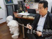 """山东""""神笔警探""""林宇辉:我大概是画画最好的警察吧"""