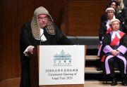 香港大律师公会主席竟为暴力示威者开脱:他们有着良好品格 