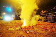 放烟花爆竹又出悲剧 江苏扬州一男子被炸成植物人