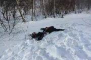 是个狠人!男子为报复妻子,竟躺在雪地上想冻死自己