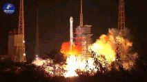 中国航天发射次数领跑世界 2020年将突破40次