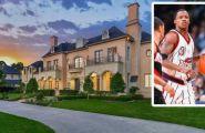 弗朗西斯出售豪宅标价500万美元 曾是姚明火箭队友