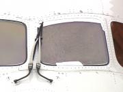 日航一架飞上海客机起飞滑行途中驾驶舱玻璃开裂