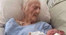 """30岁怀孕,91岁才发现,胎儿强行""""霸占""""妈妈子宫61年"""