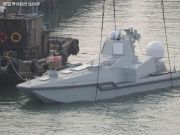 排水量20吨,装备相控阵雷达和垂发,我国微型神盾舰进行海试!