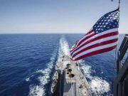 美媒:美国陆军准备向太平洋部署特遣部队