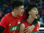 中国男排晋级决赛!女排却进死亡之组 荷兰爆冷无缘奥运