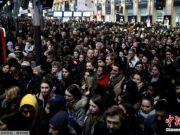 法国大罢工:政府做出让步 将于24日提交改革法案