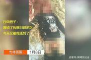 男子疑因老婆出轨将第三者杀死 自拍视频:朋友们玩完了