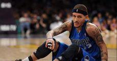 前NBA球星被当街殴打! 昔日红人混成流浪汉