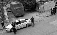 客车站外组客遇检查 司机暴力抗法被刑拘