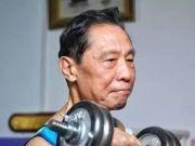 钟南山83岁打篮球,老伴照片曝光气质不凡?女儿曾破蝶泳世界纪录