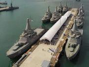 弹丸小国的海上利剑:新加坡最后3艘国产濒海任务舰交付