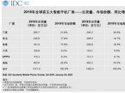 余承东没吹牛:2019华为正式超越苹果,成全球第二手机厂商!