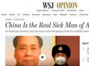 《华尔街日报》竟用这个标题侮辱中国,连自己员工都看不下去了