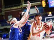 中国女篮逆转英国 抢得东京奥运晋级先机全面开花