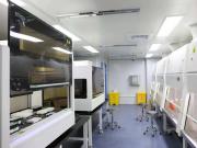 """""""火眼""""实验室在武汉试运行,单日核酸检测量达万人份"""