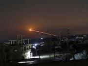 以色列空袭叙利亚 一架172人民航客机险遭误击