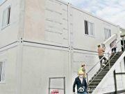 火神山今日完工,记者全方位探访:总建筑面积6万平方米,医疗设备设施一流