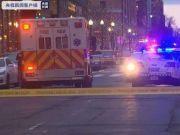 美国华盛顿市中心枪击案造成一死一伤 嫌犯已被捕