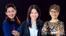 福布斯中国发最杰出商界女性排行榜 董明珠再次问鼎