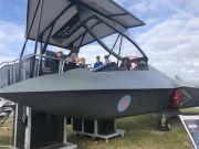 世界首款六代机曝光 航发超美俄飞行速度是歼20两倍