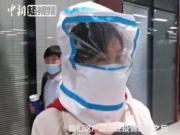 河南企业研发新型隔离帽:自带送风系统防止起雾