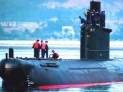 潜艇消失75年,如今在中国东海435米水下被发现,美国:禁止打捞