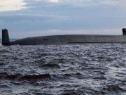"""俄军装备新锐""""北风之神-A""""级核潜艇将于近期交付俄军"""