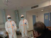 武汉武昌区政府组织对重症病人逐一道歉